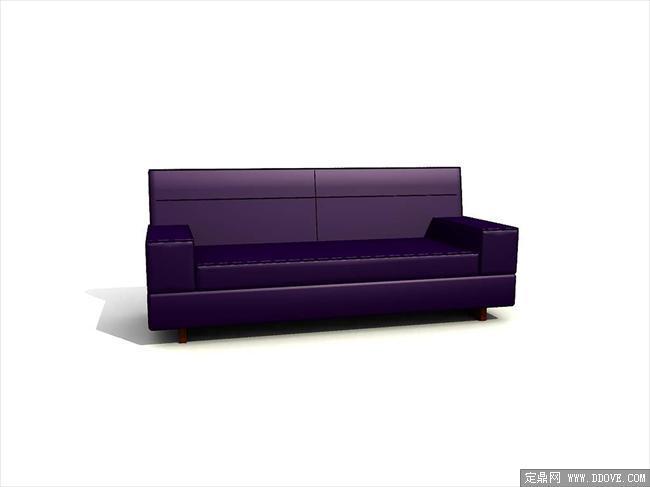 现代家具3dmax模型之沙发045