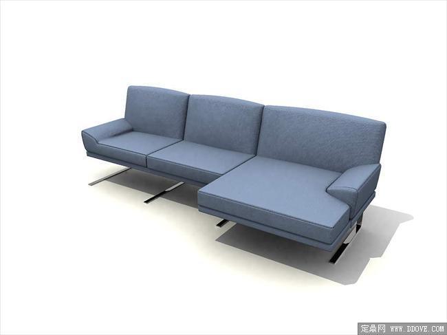 现代家具3dmax模型之沙发049