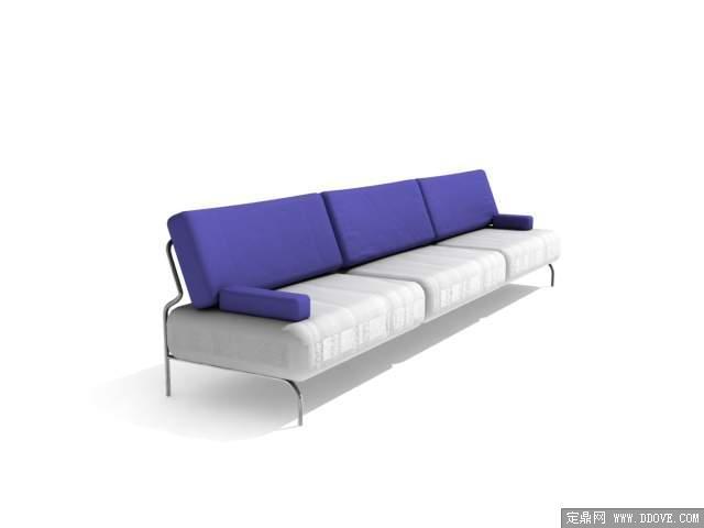 现代家具3dmax模型之沙发102