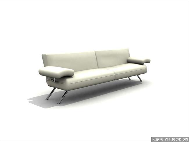 现代家具3dmax模型之沙发091的下载地址图片