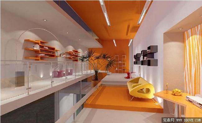 室内效果图3dmax模型场景带材质贴图图片