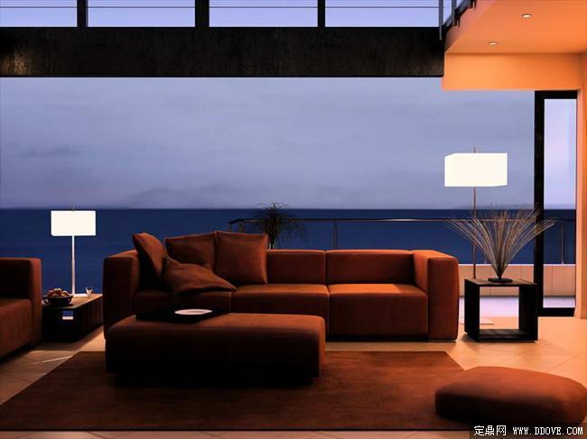 素材 > 三维模型 > 室内模型   温泉spa会所室内装饰效果图3dmax场景