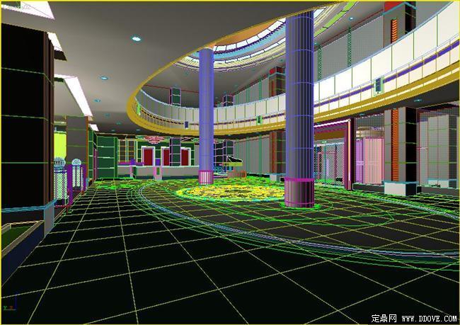 3dmax室内模型素材; 图片