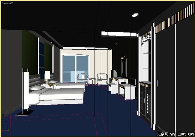 3dmax室内模型下载_3dmax室内模型素材图片