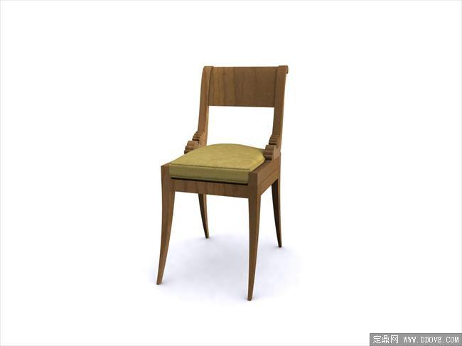 欧式家具椅子0243d模型的下载地址