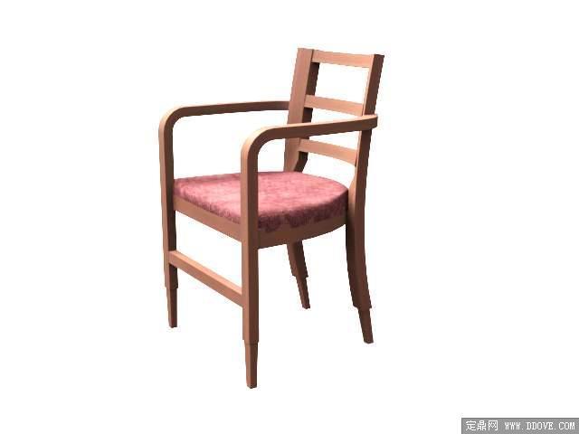 欧式家具椅子0543d模型的下载地址