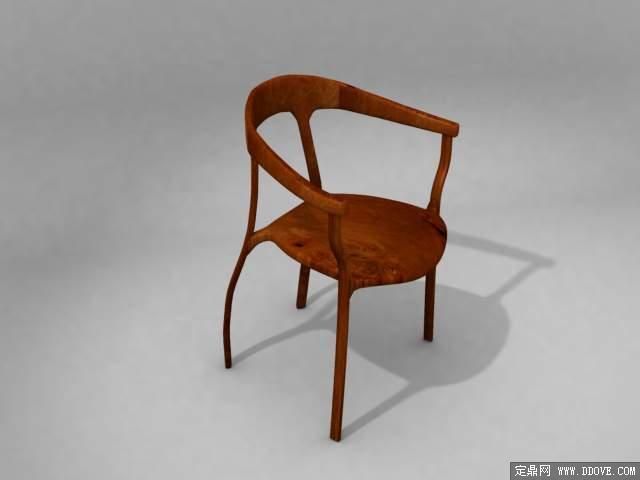 欧式家具椅子0603d模型的下载地址