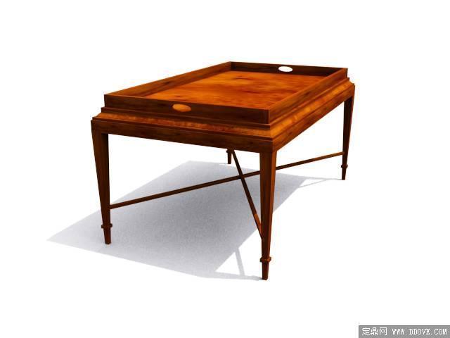 欧式家具桌子0623d模型的下载地址
