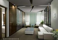 某 高档 高层住宅 小区电梯厅 室内装饰方案效果图 高清图片