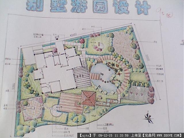 景观快题设计-广场