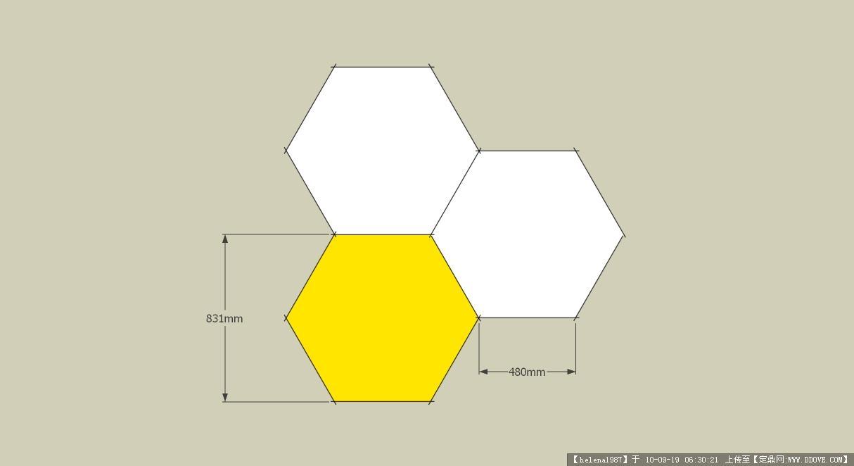 景观设施设计原始尺寸:1214